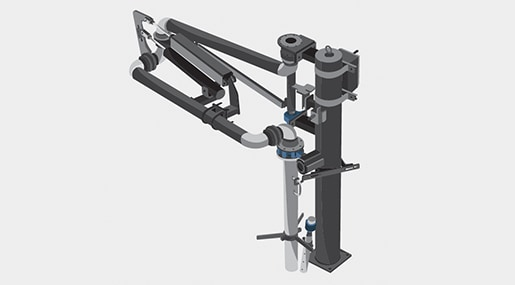 ChemLoad Chemical Top Loading Arm
