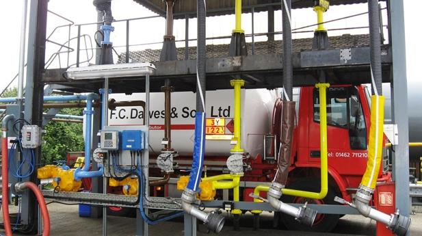 FC Dawes Oil Depot