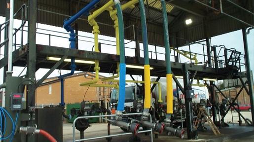 FC Dawes Oil Depot Upgrade