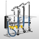 Electronic Loading Skid