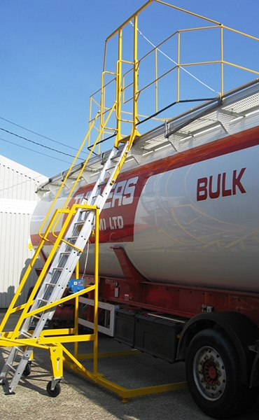 Fixed Tanker Platform