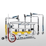 Mechanical Loading Skid