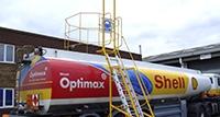Top tanker loading